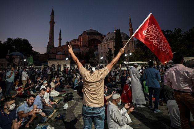 (Photo by Ozan KOSE / AFP) (Photo by OZAN KOSE/AFP via Getty
