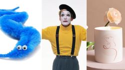 Worms, Mimes and Scented Candles: Here's What Brought Us Joy This