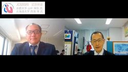山中伸弥氏と西浦博氏が対談 「制御が困難な状態、現状の対策でいいのか心配」