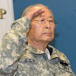 백선엽 육군 예비역 대장이