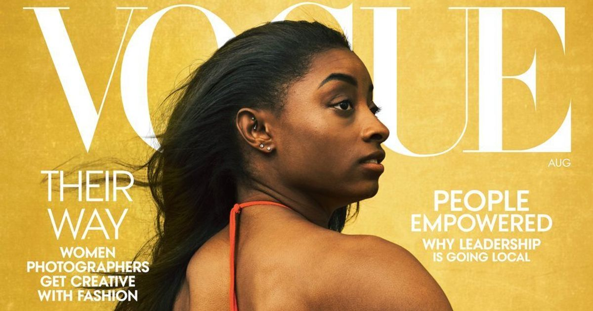 Critics Pile On Vogue Over Simone Biles Photos, Call For More Black Photographers