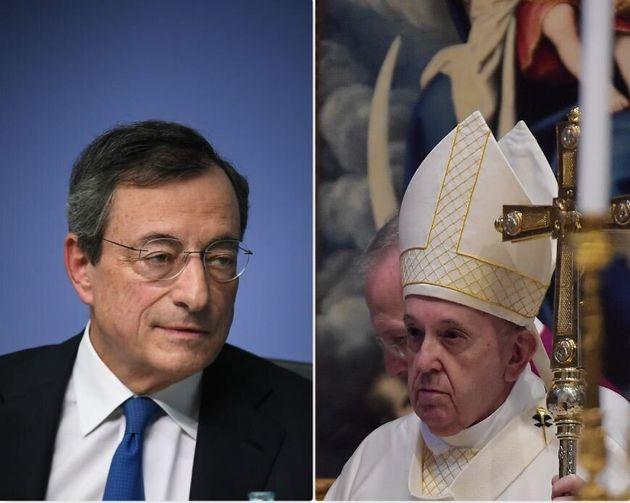 Papa Francesco nomina Mario Draghi alla Pontificia Accademia delle Scienze sociali