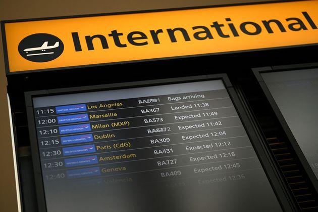 Les vols entre Guyane, Mayotte et le reste de la France interdits, sauf exceptions (photo