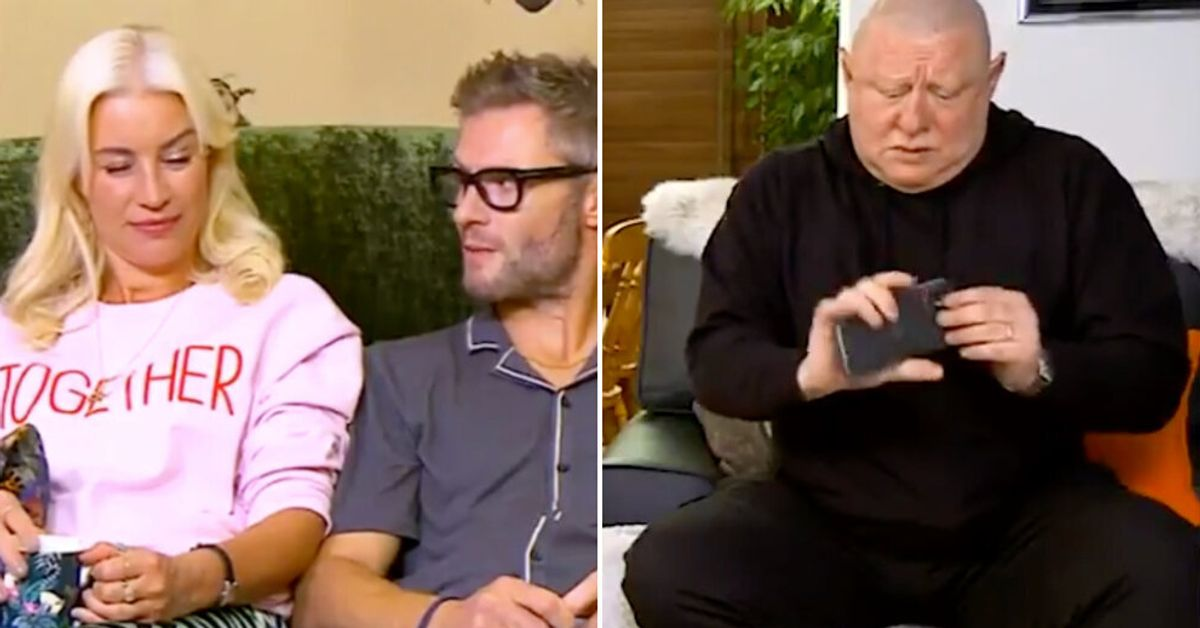 Denise's 'Fluffy Bits' And Shaun Ryder vs An iPhone – 11 Of Celeb Gogglebox's Funniest Moments This Week