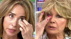 Duras críticas a María Patiño por un desafortunado mensaje a Milá Ximénez: se ve obligada a