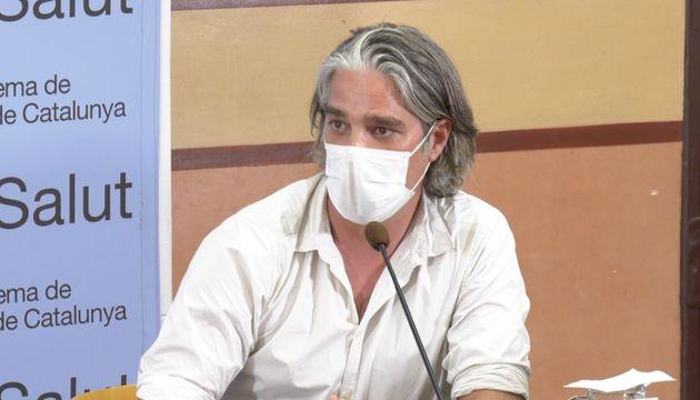 Así es Jacobo Mendioroz, el nuevo Fernando Simón de Cataluña | El ...