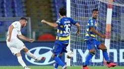 Serie A, un contagiato (non calciatore) nel