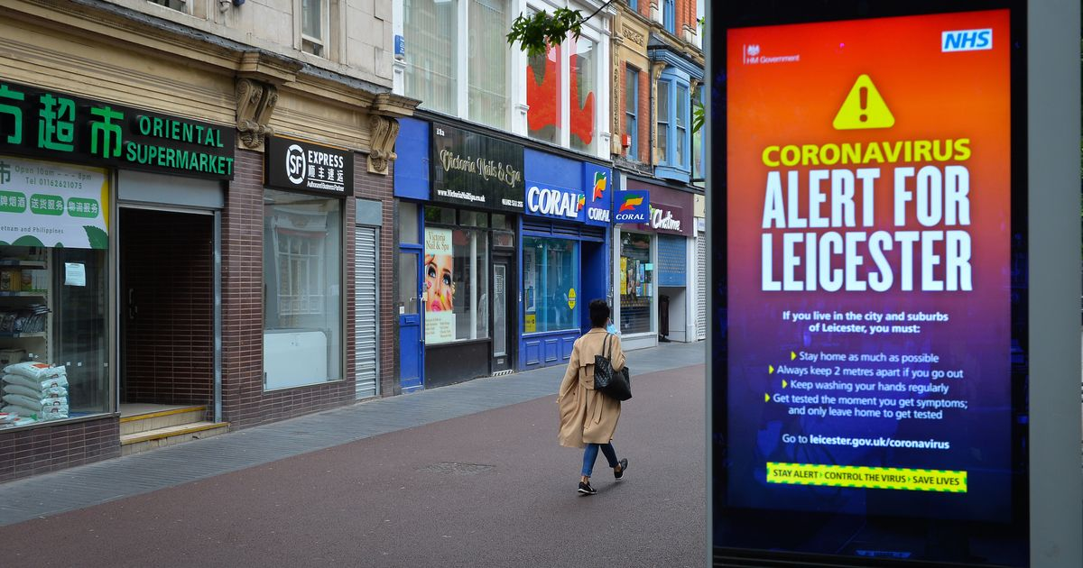 Belgian Government Warns Citizens To Avoid Leicester