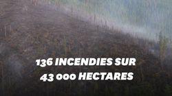 En Sibérie, les incendies font rage et vont accentuer à leur tour le réchauffement