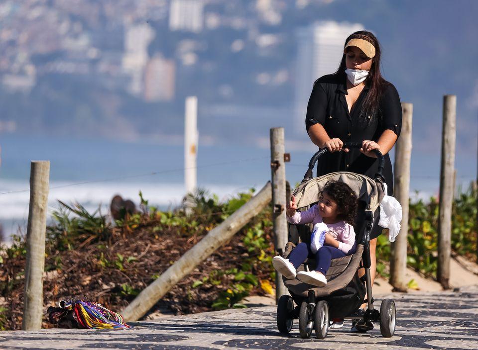 O tempo gasto com os filhos também é apontado como uma dificuldade, segundo especialistas...