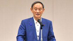菅官房長官、コロナ感染者増は「圧倒的に東京問題」 北海道で講演