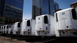Two US States Order Morgue Trucks In Latest Sign Of Rising COVID-19