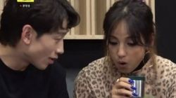 이효리가 비·김태희 부부의 딸 사진을 보고 한