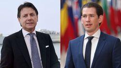 """Kurz elogia Conte: """"Bisogna andare nella direzione del programma di riforme"""