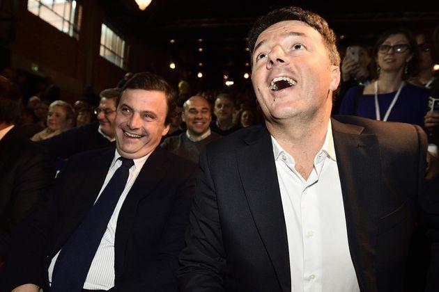 """Carlo Calenda: """"Ho superato Renzi? Era bravo. Non ci parliam"""