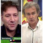 Carlos Latre se pronuncia sobre Fernando Simón: define al doctor con una