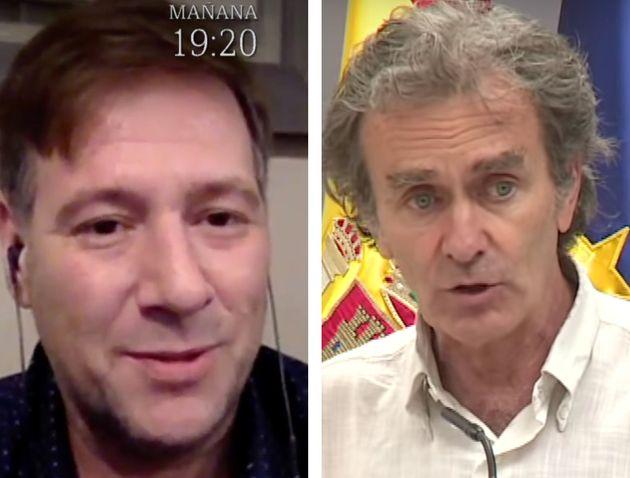 Carlos Latre y Fernando