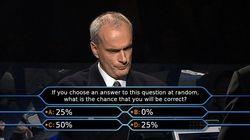 La pregunta de '¿Quién quiere ser millonario?' que revoluciona Twitter: sólo los matemáticos saben