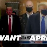 Trump assure n'avoir