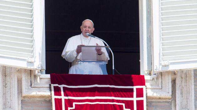 Le pape François, ici le 29 juin, s'est dit