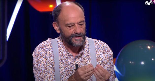 Javier Cansado en 'Ilustres Ignorantes'