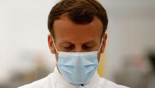 """Macron et son """"nouveau chemin"""" attendus au tournant le 14"""