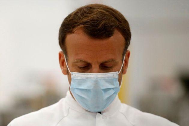 Emmanuel Macron doit préciser lors de l'allocution du 14 juillet les grandes lignes de la fin...
