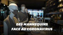 Ce restaurant québécois a trouvé la parade pour faire respecter la distanciation