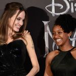 Proud Mum Angelina Jolie Praises Daughter Zahara As 'Extraordinary African