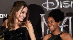 Proud Mum Angelina Jolie Praises Daughter Zahara As 'Extraordinary African