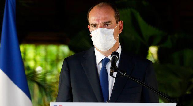 En déplacement en Guyane, le Premier ministre Jean Castex a indiqué que le