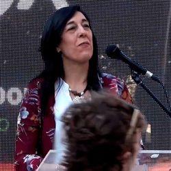 Amaia Martínez, dueña de una armería: así es la primera diputada de Vox en la historia del Parlamento