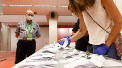 Las elecciones vascas registran el mínimo histórico de participación: