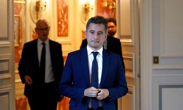 Darmanin démissionnera comme maire de Tourcoing le 14 juillet (photo d'illustration du 8 juillet