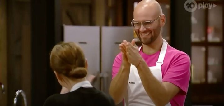 'MasterChef Australia: Back To Win' contestant Reece Hignell