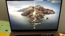 アップル「MacBookは、カメラカバー着けたまま閉じないで」 ディスプレイ割れる報告も