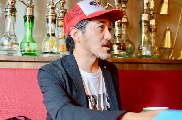 LD&K代表取締役の大谷秀政さん