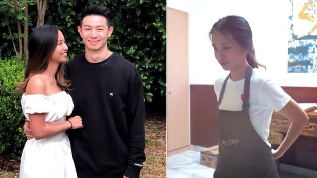 'MasterChef Australia: Back To Win' contestant Reynold Poernomo and girlfriend Chelia