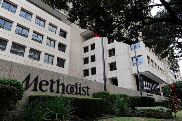 コロナパーティーに参加した男性が死亡したテキサス州のメソジスト病院(2012年撮影)