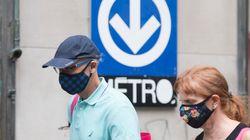 Le masque est maintenant obligatoire dans les transports en