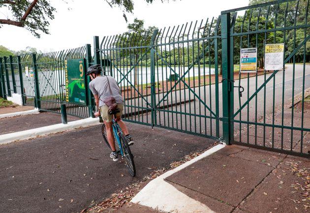 O Parque Ibirapuera funcionará entre 6h e 16h, durante a