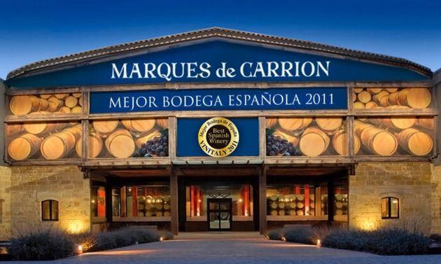 Bodegas Marqués de Carrión, en La
