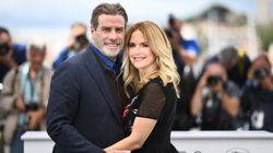 La historia de amor a primera vista entre John Travolta y Kelly