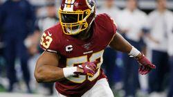 L'équipe de la NFL à Washington aura un nouveau nom et un nouveau