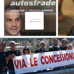Autostrade a carte scoperte contro Conte: