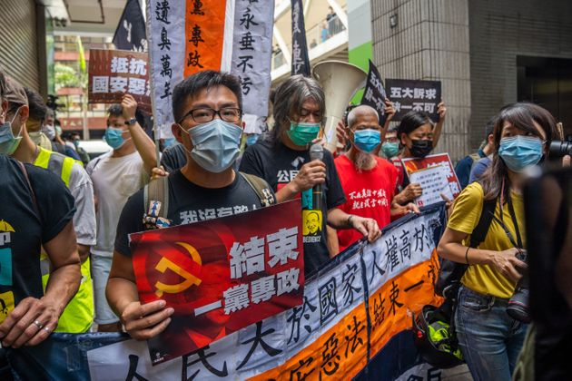 Hong Kong No Longer Feels Free. But I'm Not