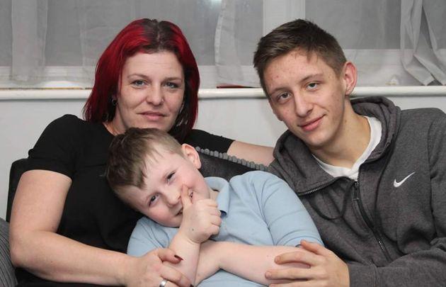 Mum Of Two Reveals Anguish At Her Sons Crippling Coronavirus Fears