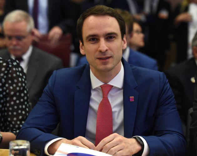 Μιχάλης Κράτσιος: Ο Ελληνας νέος υφυπουργός στο αμερικανικό