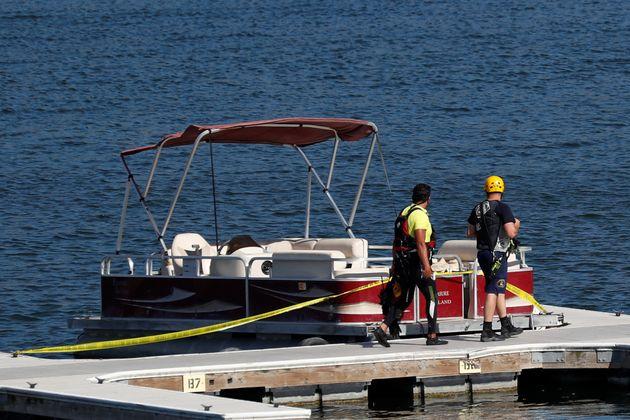 Buscas pelo paradeiro da atrizNaya Rivera, desaparecida em lago na Califórnia, seguem desde...