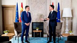 El primer ministro holandés a Sánchez:
